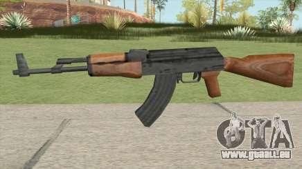 AK47 V1 (MGWP) pour GTA San Andreas