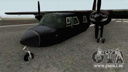 Britten-Norman BN-2 Islander (007 Spectre) pour GTA San Andreas
