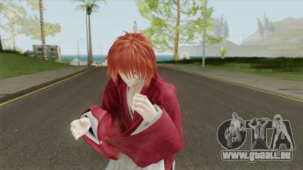 Kenshin Himura From Jump Force für GTA San Andreas