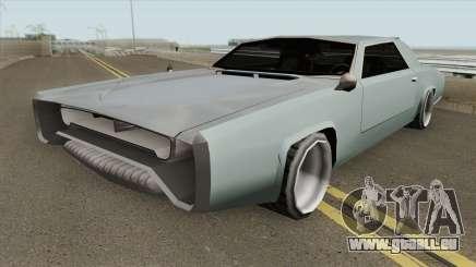 Buccanee Custom für GTA San Andreas
