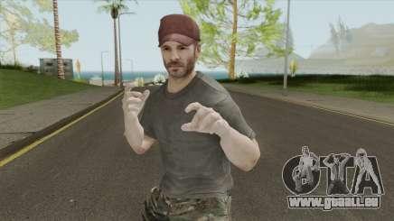 Alex Mason Casual pour GTA San Andreas