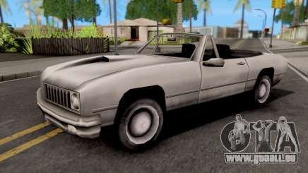 Stallion GTA VC pour GTA San Andreas