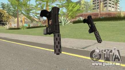 Vom Feuer Machine Pistol GTA V (Short Mag) pour GTA San Andreas
