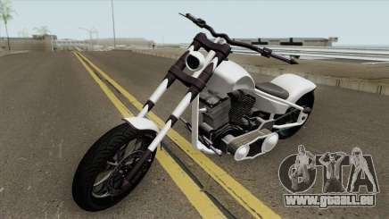 Liberty City Customs Avarus GTA V für GTA San Andreas