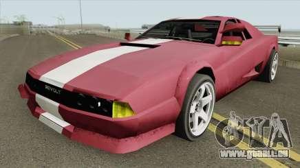 Cheetah Revolt IVF pour GTA San Andreas