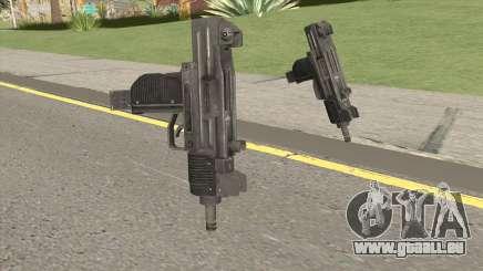 Micro Uzi HQ pour GTA San Andreas