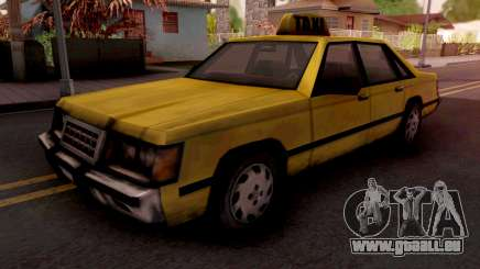 Taxi GTA VC pour GTA San Andreas