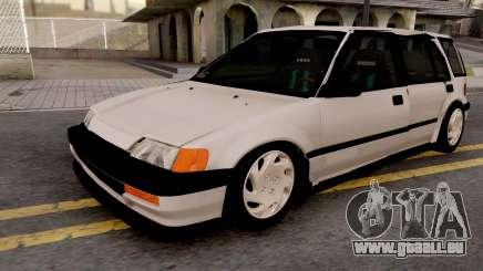 Honda Civic Shuttle 1991 pour GTA San Andreas
