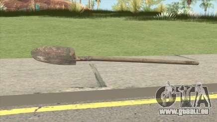 Shovel HQ pour GTA San Andreas