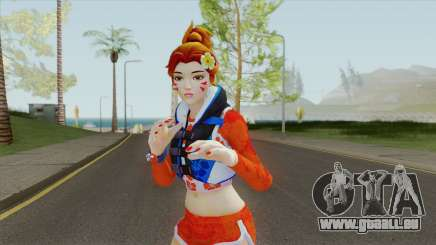 D.Va WaveRacer From Overwatch für GTA San Andreas