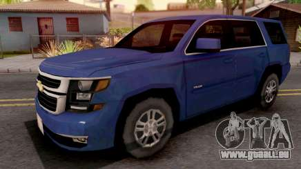 Chevrolet Tahoe 2015 SA Style pour GTA San Andreas