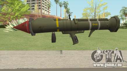 Missile Launcher (Fortnite) für GTA San Andreas