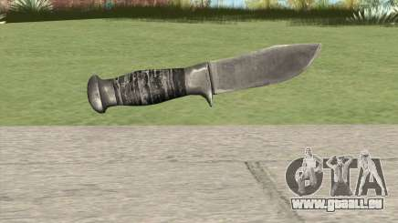 Knife HQ pour GTA San Andreas