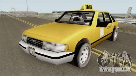 Taxi GTA III pour GTA San Andreas