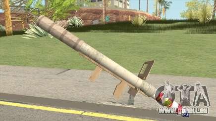 Firework Launcher GTA V für GTA San Andreas