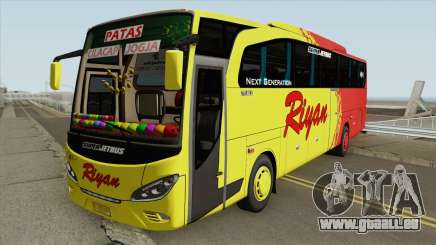 HINO RN285 Riyan Transport pour GTA San Andreas