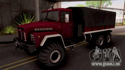 KrAZ-260 pour GTA San Andreas