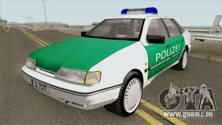 Ford Scorpio German Police pour GTA San Andreas