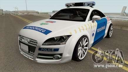 Audi TT Magyar Rendorseg für GTA San Andreas