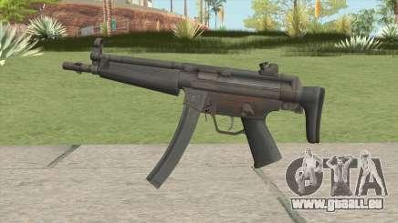 MP5 High Quality pour GTA San Andreas