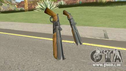 Sawnoff Shotgun (Fortnite) pour GTA San Andreas