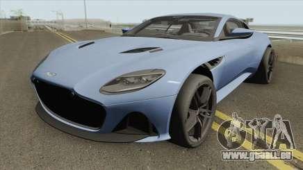 Aston Martin DBS Superleggera 2019 für GTA San Andreas