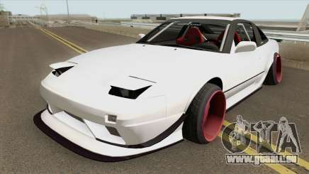 Nissan 240SX (MTA Tokyo Drift) pour GTA San Andreas