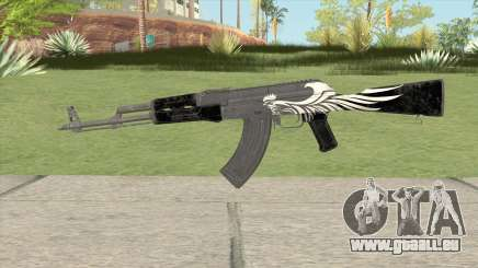 PUBG AK47 Glory pour GTA San Andreas