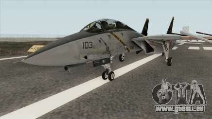 F-14 Tomcat Improved pour GTA San Andreas