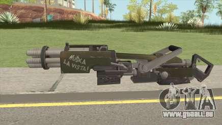 Minigun (Fortnite) für GTA San Andreas