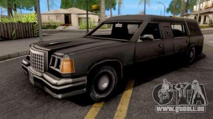 Romero Hearse GTA VC für GTA San Andreas