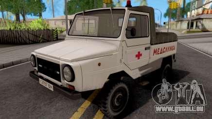 LuAZ-2403-Ambulanz für GTA San Andreas