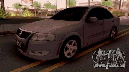 Nissan Almera Classic Oper Style für GTA San Andreas