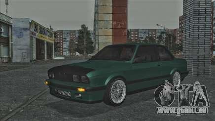 BMW E30 Modified pour GTA San Andreas