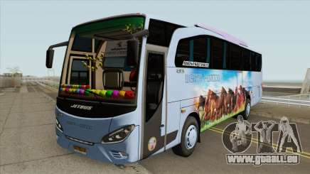 HINO RN285 Wisata Komodo pour GTA San Andreas