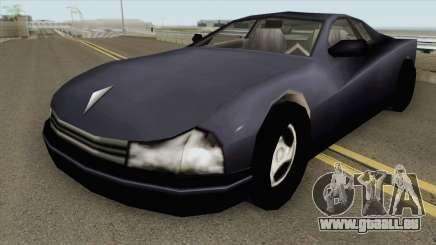 Cheetah GTA III pour GTA San Andreas
