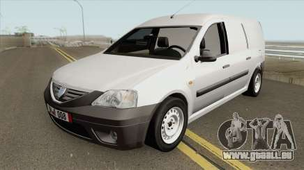 Dacia Logan Mcv Van 2007 für GTA San Andreas