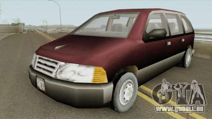 Blista GTA III für GTA San Andreas