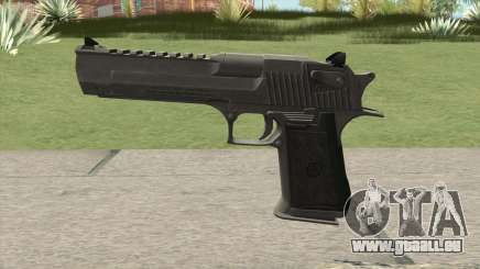 Desert Eagle High Quality pour GTA San Andreas