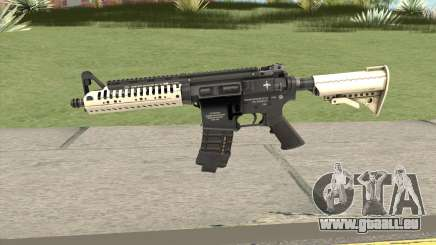 M4 (High Quality) pour GTA San Andreas