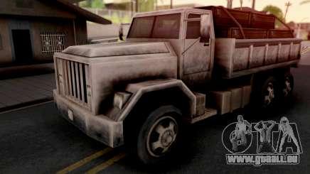 Flatbed GTA VC für GTA San Andreas