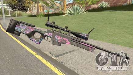 Sniper Rifle (High Quality) pour GTA San Andreas