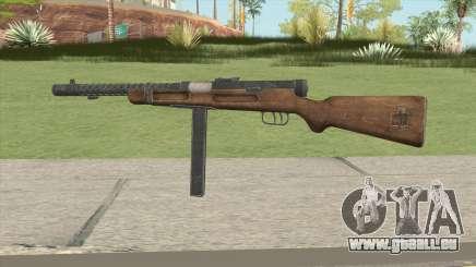 Beretta Mab-38A (Sniper Elite 4) pour GTA San Andreas