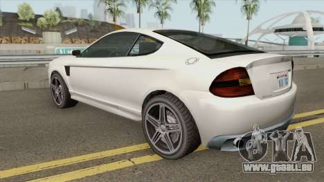 Bollokan Prairie GTA V pour GTA San Andreas