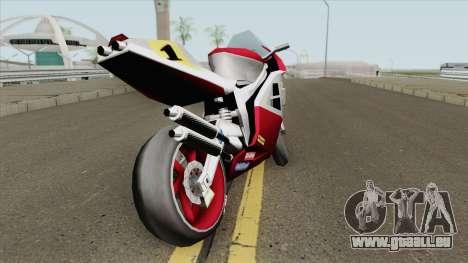 Beta NRG-500 Final pour GTA San Andreas