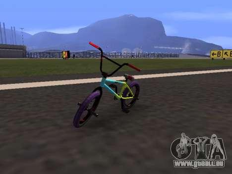 BMX by Osminog pour GTA San Andreas