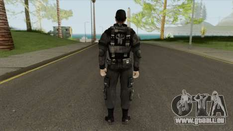 Skin From The Punisher 1 pour GTA San Andreas