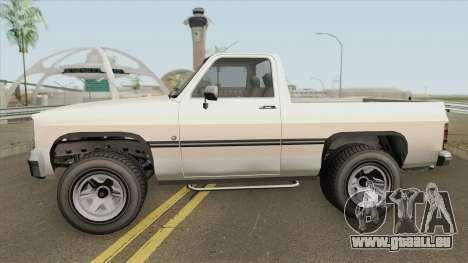 Declasse Rancher GTA IV pour GTA San Andreas
