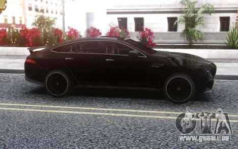Mercedes-Benz AMG GT 4 Door pour GTA San Andreas