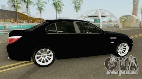 BMW 530 Policija BiH (PRESRETAC) pour GTA San Andreas